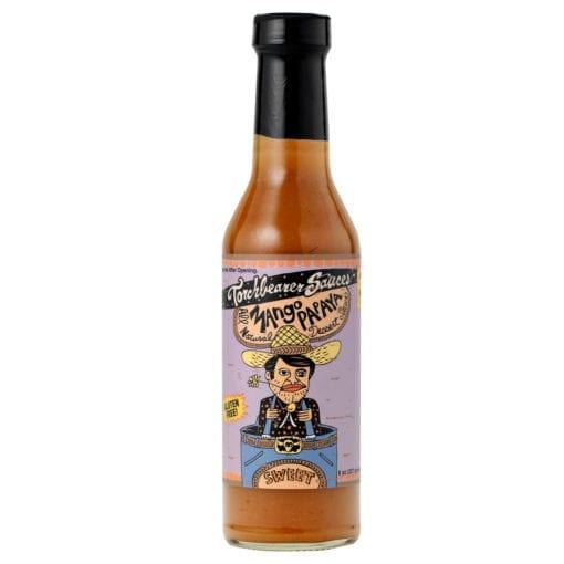 Mango Papapay Sauce Bottle