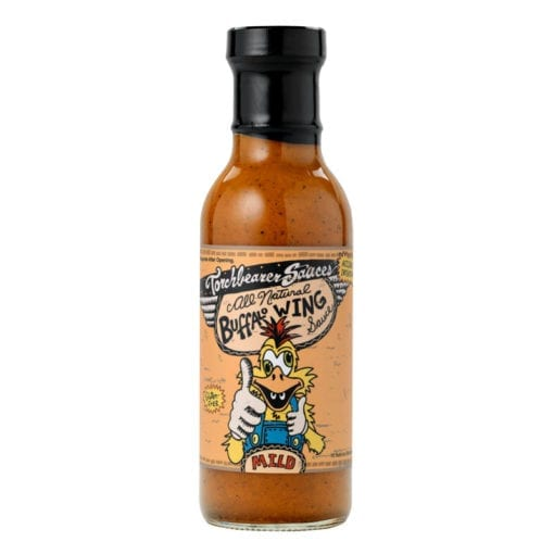 Buffalo Wing Sauce | All Natural Case of 12 (12 oz bottles)