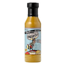 Honey Mustard Sauce | All Natural Case of 12 (12 oz bottles)