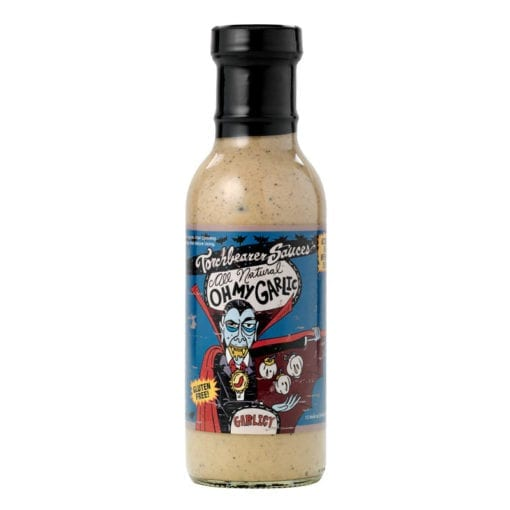 Oh My Garlic Sauce by Torchbearer Sauces