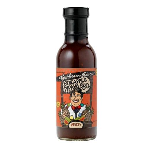 Pineapple Papaya BBQ Sauce (Case)