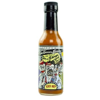 Son of Zombie hot sauce by Torchbearer Sauces