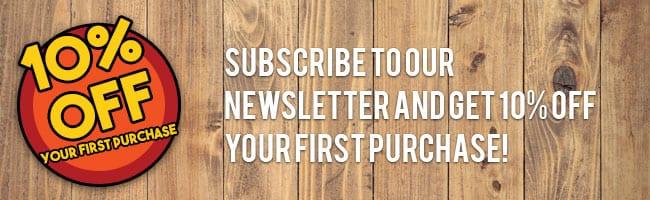 Newslatter Subscribe Banner
